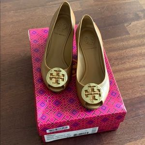 Tory Burch Sally Wedges - Size 4.5